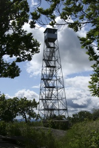 catskills fire tower