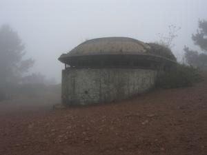 lookout bunker